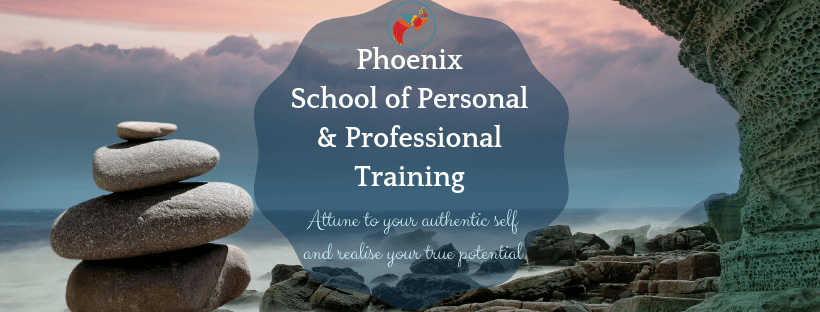 The Phoenix School of Personal and Professional Training logo