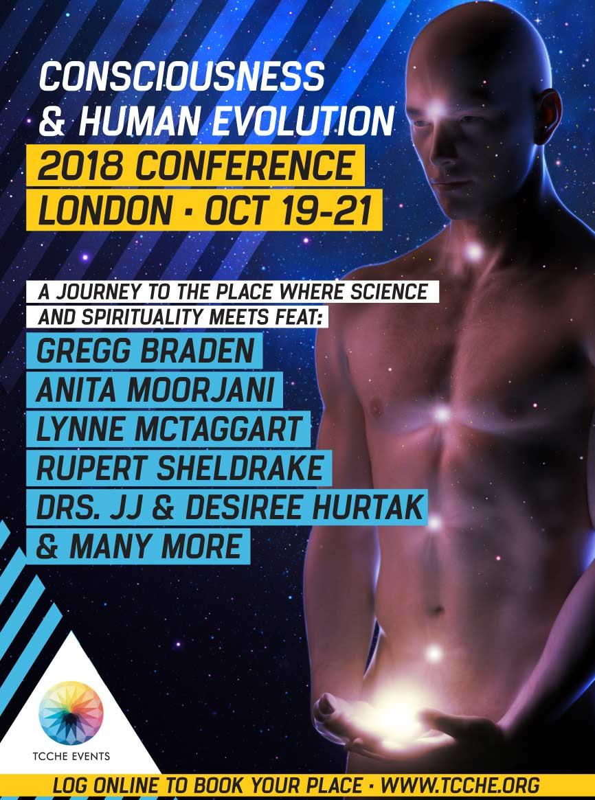 The Conference for Consciousness & Human Evolution 2018