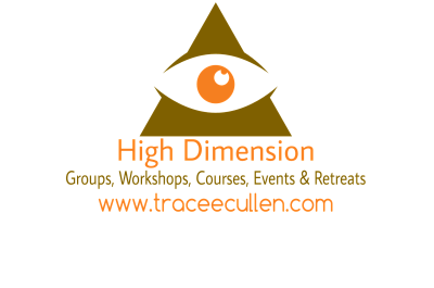 Tracee Cullen – High Dimension® Intuitive Teachings logo