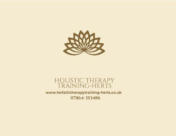 Holistic Therapy Training logo