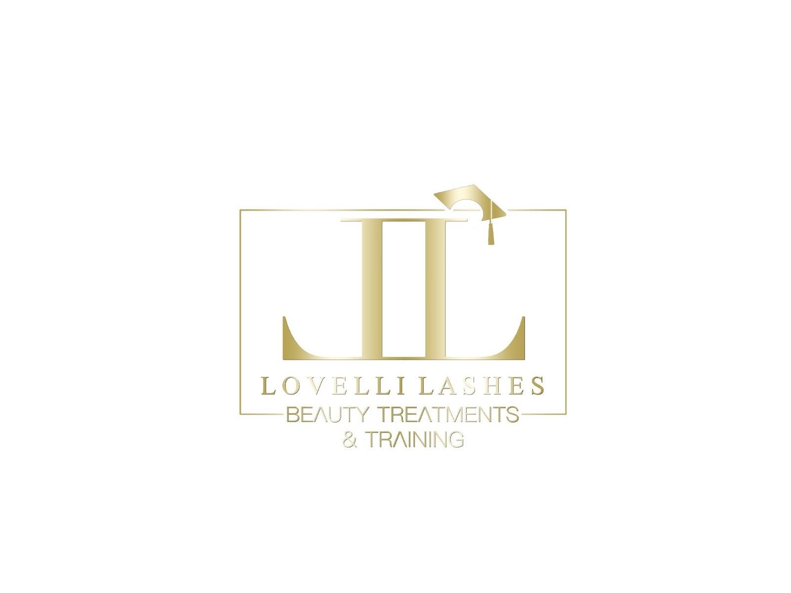 Lovelli Lashes Brows and Training logo