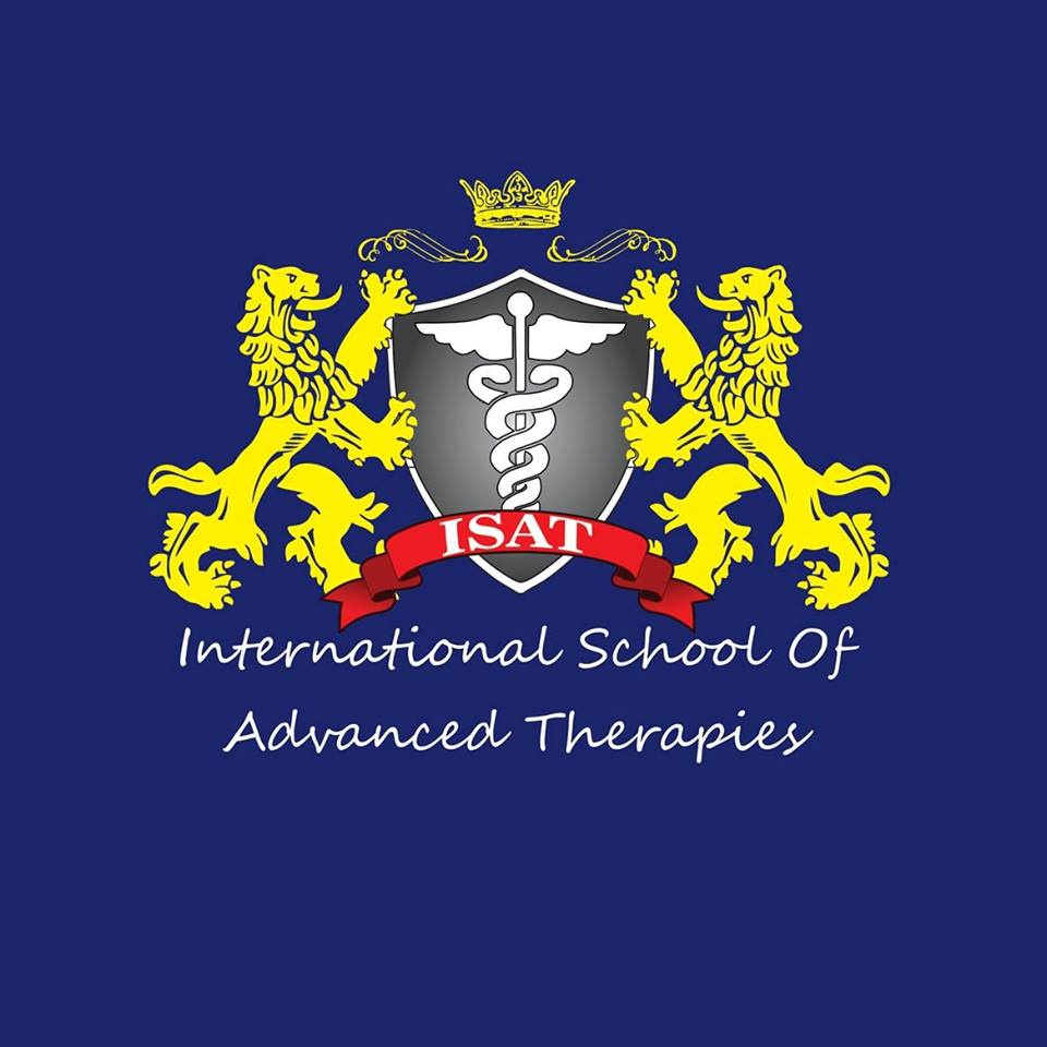 International School of Advanced Therapies logo