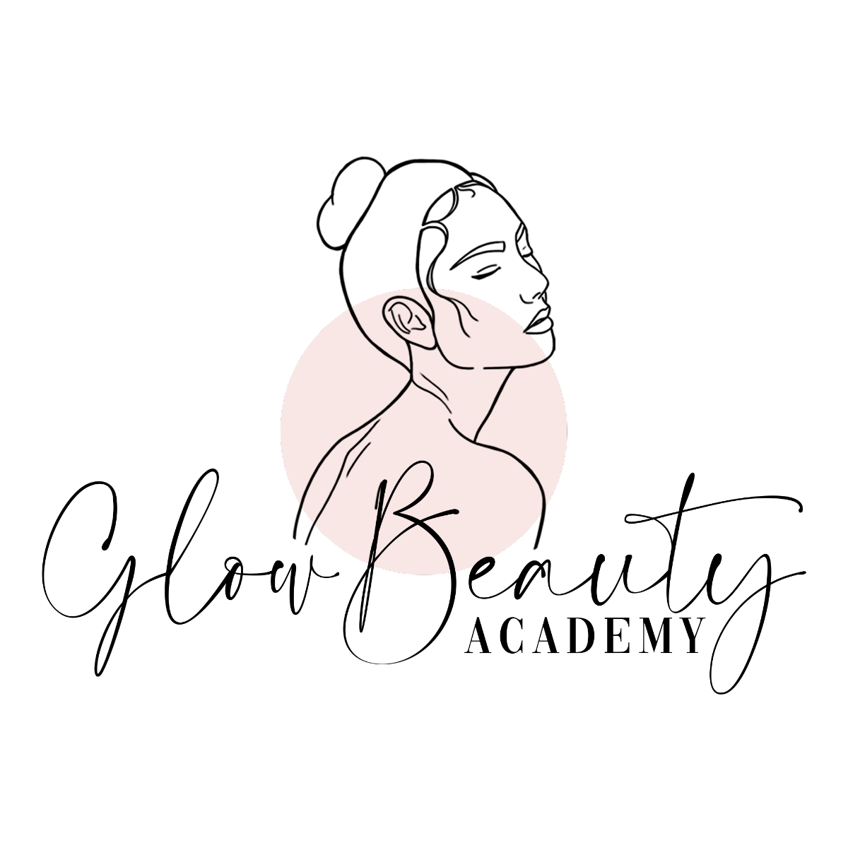 Glow Beauty Academy logo
