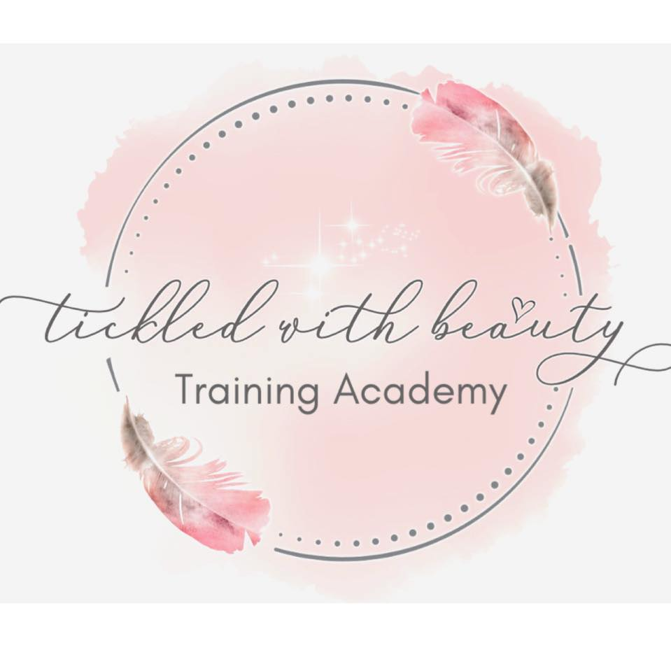 Tickled with Beauty Training Academy logo