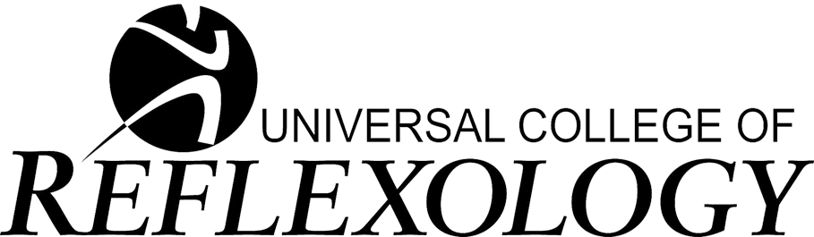Universal College of Reflexology logo