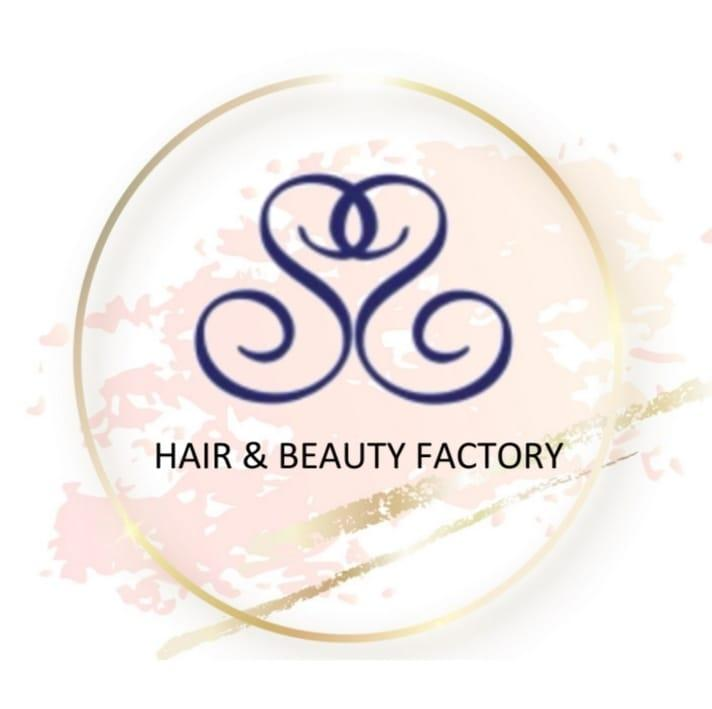 S&S Hair and Beauty Factory logo