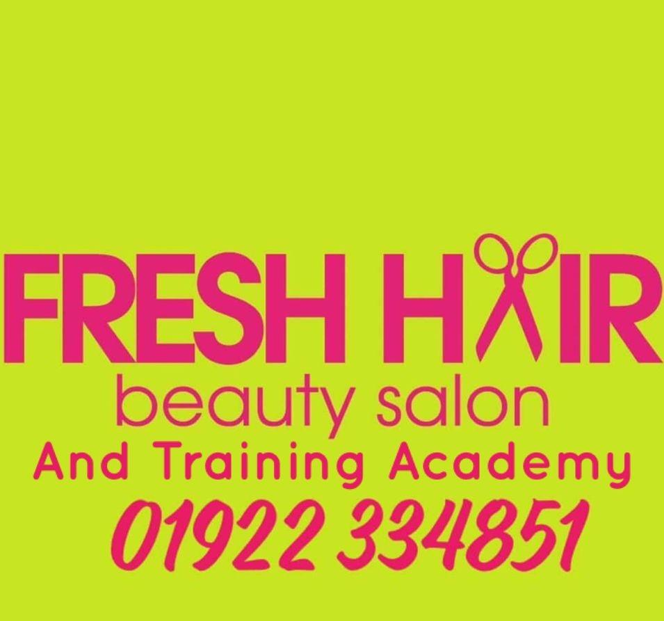 Fresh Hair Beauty Salon and Training Academy logo