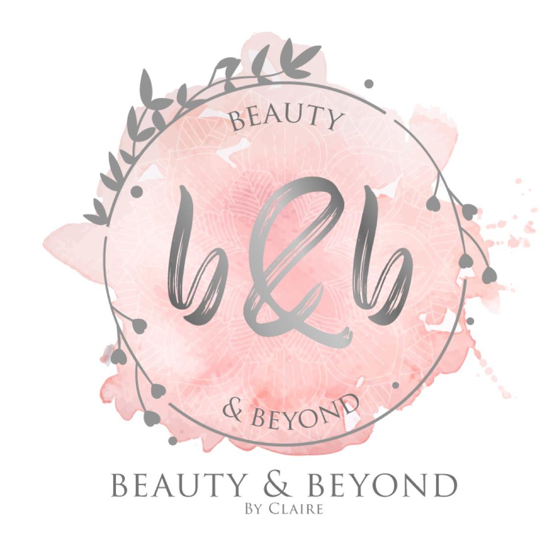 Beauty and Beyond By Claire logo
